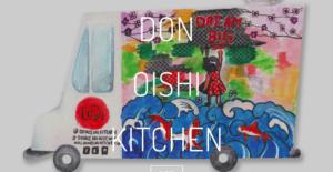 DON OISHI KITCHEN - Food Truck @ Venn Brewing Company