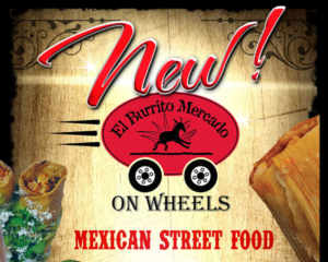 EL BURRITO MERCADO - Food Truck @ Venn Brewing Company