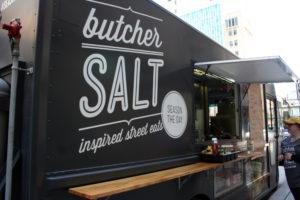 BUTCHER SALT - Food Truck @ Venn Brewing Company