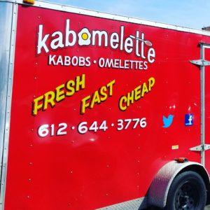 KABOMELETTE - Food Truck @ Venn Brewing Company