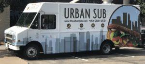 URBAN SUB - Food Truck @ Venn Brewing Company