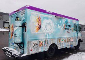 KCM EGG ROLLS - Food Truck @ Venn Brewing Company
