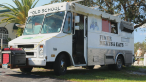 FINER MEATS & EATS - Food Truck @ Venn Brewing Company