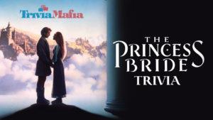 THE PRINCESS BRIDE TRIVIA! @ Venn Brewing Company