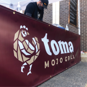 Toma Grill Pop Up