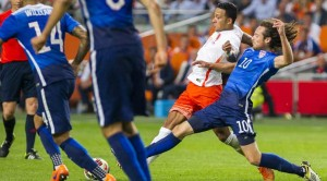 USA beats Netherlands in Amsterdam by 4 -3