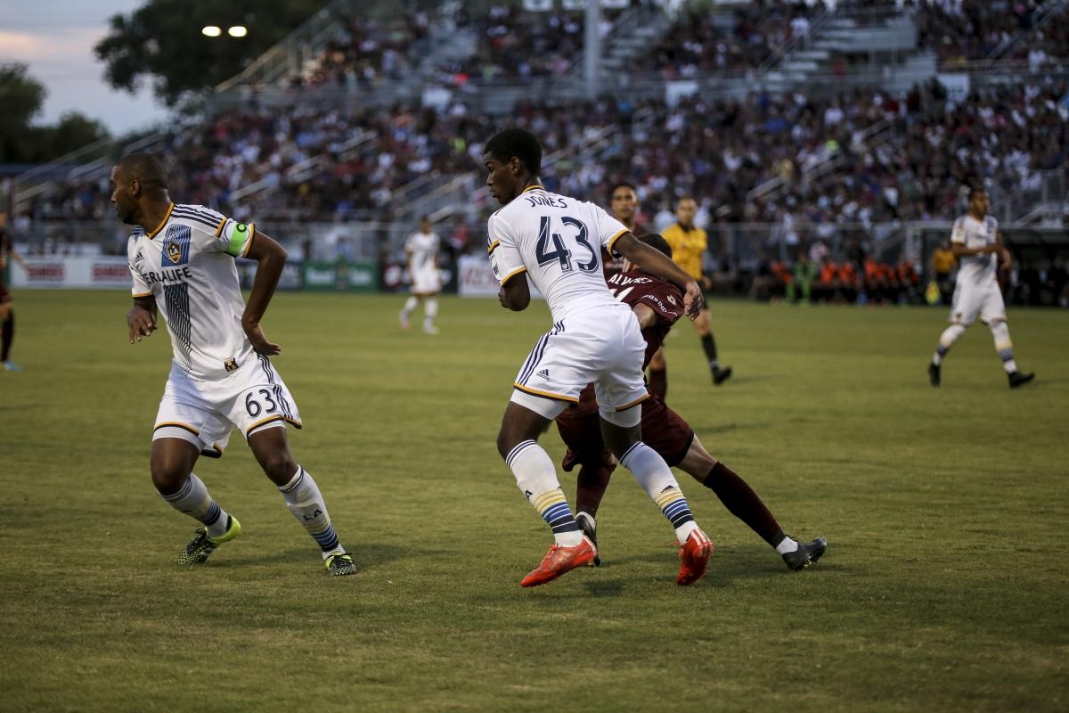 LA Galaxy II top Sacramento Republic FC on the road