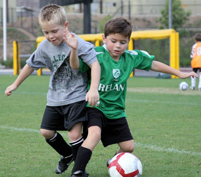 AC Brea: Developing Soccer Players