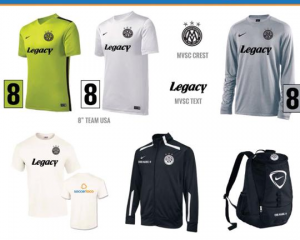 Mission Viejo Soccer Club Upgrades to New Jerseys