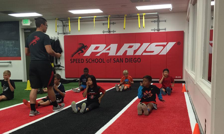 San Diego's Very Own Parisi Speed School