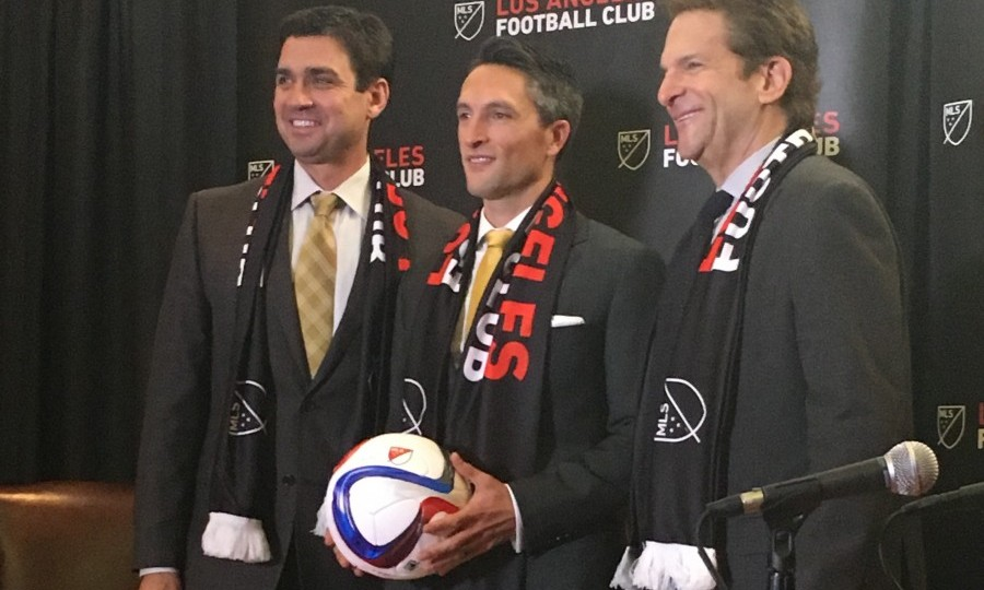 LAFC go local in making their first soccer operations hire with John Thorrington