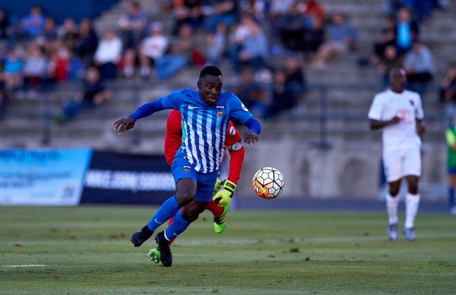 LA Galaxy, OC Blues Take to the Road for Weekend USL Action