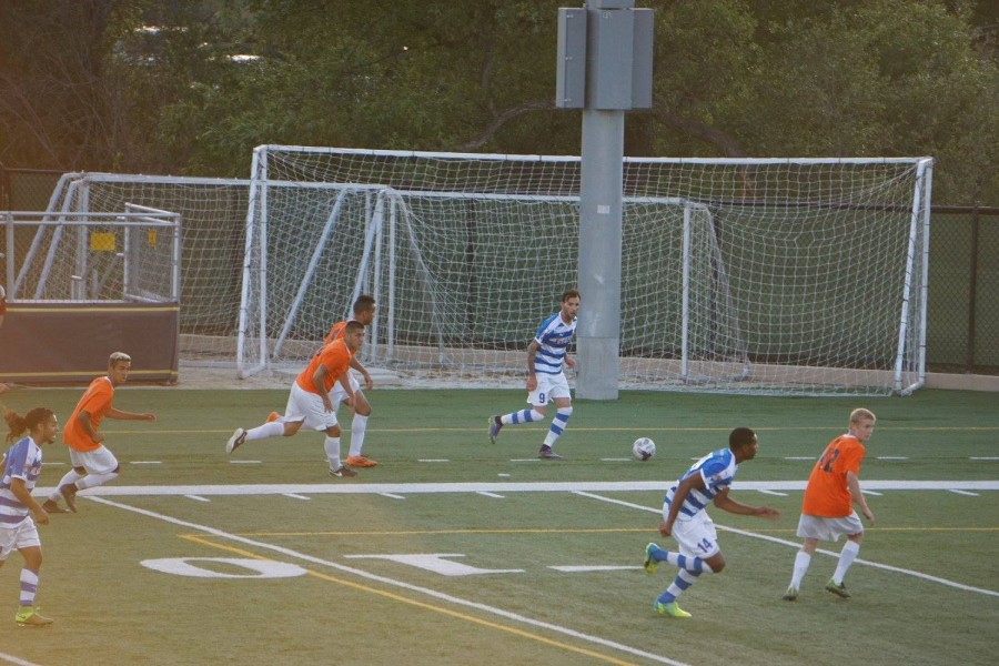 Albion Pros Earn Three Points on the Road