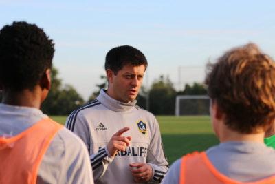 SoccerNation Sitdown: LA Galaxy SD D.O.C. Steve Cowell (Part 1)