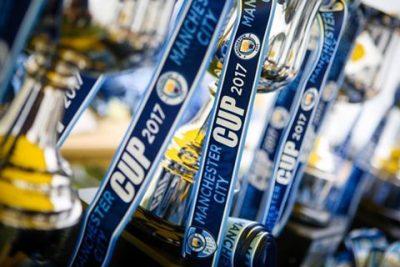 Presidio's Manchester City Cup Champions