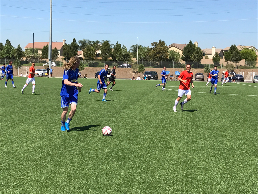 Colorado Rush Overwhelmed by LA Wolves FC in 6-0 Loss
