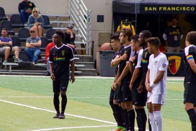 Episode 34 – Jacques Pelham of SF City FC + Gold Cup Preview and One or Two Other Little Things