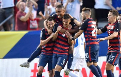 Somehow Back in business: USA 3 Nicaragua 0
