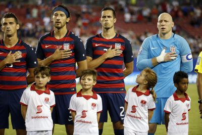 Wake Up Time for Sputtering Yanks: USA vs. Nicaragua Preview
