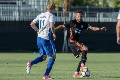 Orange County SC, LA Galaxy II At Home In USL Action This Weekend