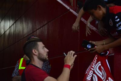 Adios Paul Arriola: Club Tijuana's Gold Cup winner has joined D.C. United