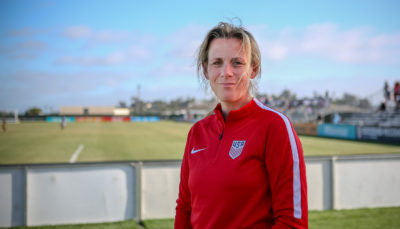 Scouting Players for the US National Team   #USSDA #WomensWorldCup
