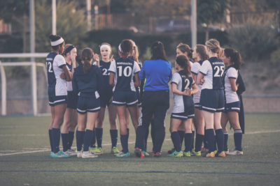 Adidas to Live Stream Girls' High School Soccer