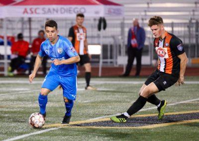 Player Spotlight: Christian Enriquez of ASC San Diego