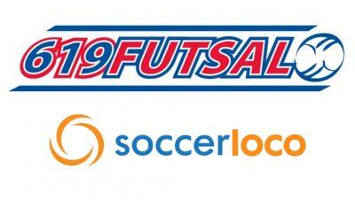Soccerloco Named Official Apparel & Equipment Supplier for 619Futsal