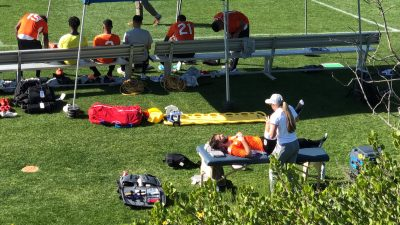 What is a Certified Athletic Trainer? How can you know your team's athletic trainer is legit?