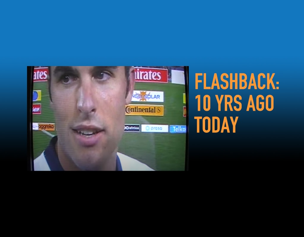 The 10-year Anniversary of Landon Donovan's WonderStrike vs Algeria