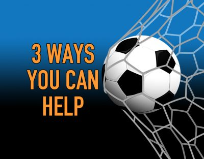 Three Ways Soccer Families Can Help Bring Youth Soccer Back
