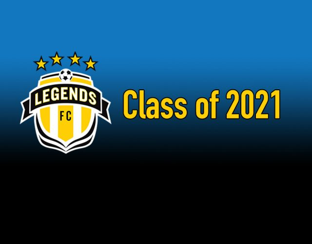 Legends FC Continues College Recruiting Success with Class of 2021
