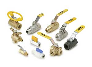 Ohio Valley Industrial Services- Brass Products Division- Parker Valves