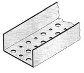 """Ohio Valley Industrial Services- Raceway and Cable Tray Systems- Punched Channel 2"""" Flange"""