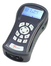 Ohio Valley Industrial Services- Hand Held Instruments- E-Instruments- F900 Forklift & Small Engine Exhaust Gas Analyzer