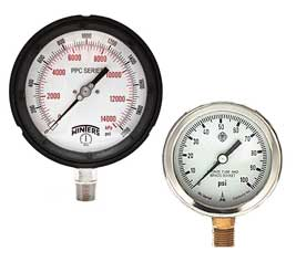 Ohio Valley Industrial Services- Industrial Gauges and Instrumentation - Gauges