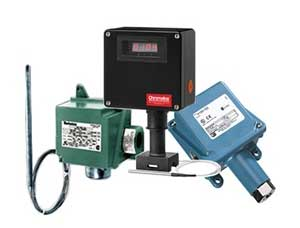 Ohio Valley Industrial Services- Tracing and Controls- Chromalox Heat Trace Controls- Thermostats