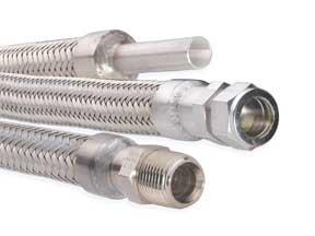 Ohio Valley Industrial Services- Parker Parflex Division- Metal Hose Assembly