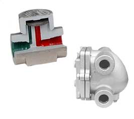 Ohio Valley Industrial Services- Steam Traps and Specialties- Steam Traps