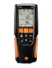 Ohio Valley Industrial Services- Hand Held Instruments- Testo 310- Residential Combustion Analyzer Kit
