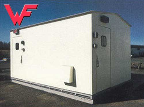 Ohio Valley Industrial Services- Warminister Fiberglass- Industrial Enclosures