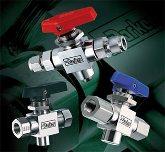 Ohio Valley Industrial Services- High Pressure Instrumentation- Parker HB Series Valves