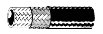 Ohio Valley Industrial Services- Parker Polyflex® Hose Products- 2040N-04 Hose