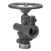 Ohio Valley Industrial Services- Parker Sampling Systems and Accessories- Parker Conflow's Code 12 Control Valves