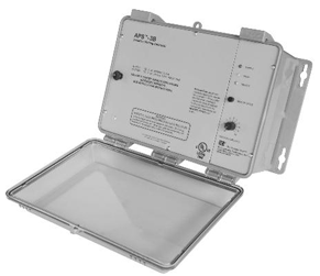 Ohio Valley Industrial Services- Tracing and Controls- Chromalox Snow and Ice Melting Controls- Automatic Snow/Ice Melting System Controller - APS-3C