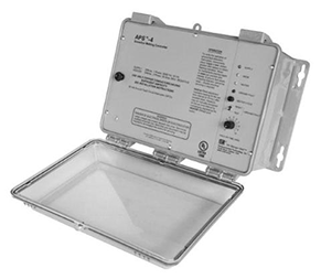Ohio Valley Industrial Services- Tracing and Controls- Chromalox Snow and Ice Melting Controls- Automatic Snow/Ice Melting System Controller - APS-4C