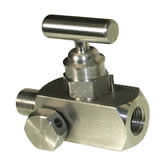 Ohio Valley Industrial Services- Parker Sampling Systems and Accessories- Parker PGI's Sample Cylinder VP Valve Series