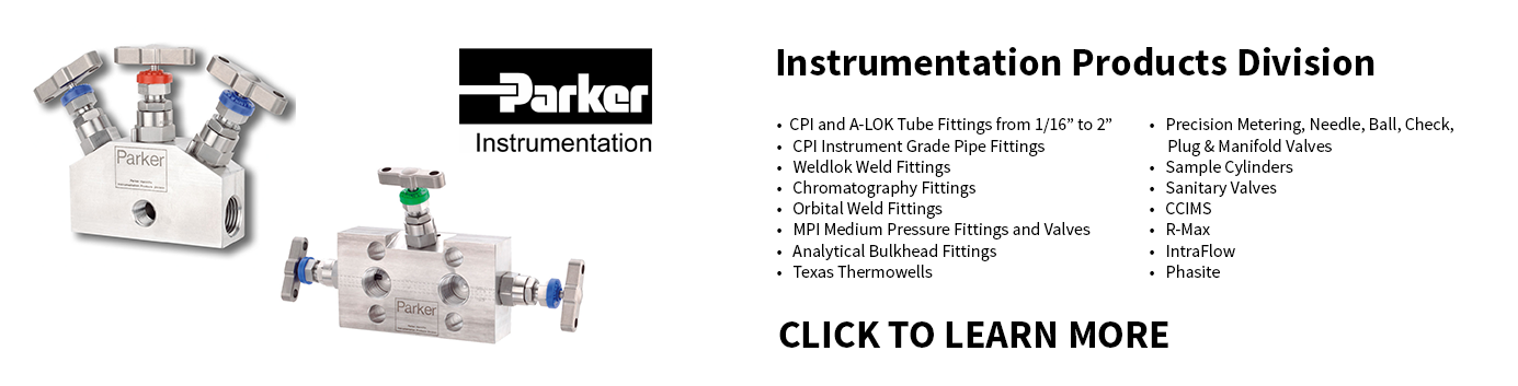 Ohio Valley Industrial Services- Parker Instrumentation Product Division