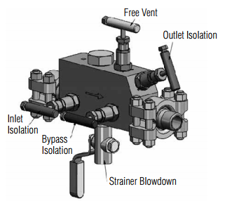 Ohio Valley Industrial Services- Bestobell Steam Traps- Steam Trap Station- Total Trap 2 & 3